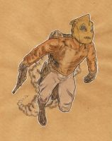 Rocketeer by jasonbaroody