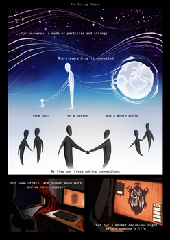 The String Theory: Page 1 by TFresistance