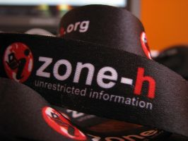 Zone-H phone ribbon by blaze-cro