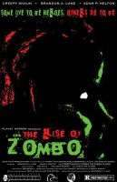 THE RISE OF ZOMBO poster ver 2 by laneamania