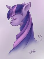 MLP: Twilight by TomkaViolea