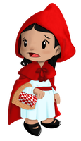 Little red riding hood by timeking