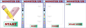 Monster Us - Game Jam by serbus