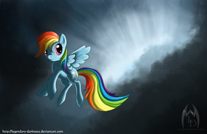Rainbow Dash by Legendary-Darkness