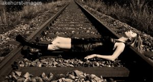 Left on the tracks by lakehurst-images
