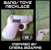 BANG+ToyZ Necklace - CB- Inspi by Cin-DxBizarre