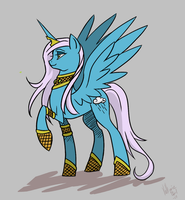 Princess of Storms by Valkyrie-Girl