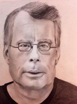 Stephen King by Sea-sons