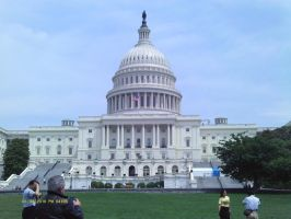 Capitol Building by Dragonetti707