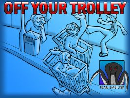 Off Your Trolley by JamesDrakeUK