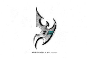 The Blades of Aiur by MackxNL