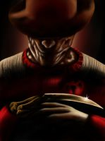 Freddy Krueger by Panndy