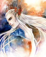 Thranduil by Ecthelian