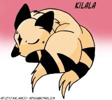 Kilala Sleeping by Miki-Maro0
