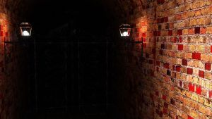 The Haunted Tunnel III by oxide1xx