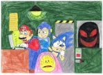 Horror with the Smash Gang by Nawel249