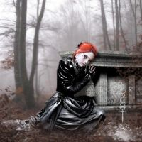 Lonely eternity by vampirekingdom