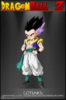 Dragon Ball Z - Gotenks O2008 by DBCProject