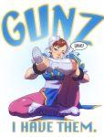 GUNZ... by Robaato