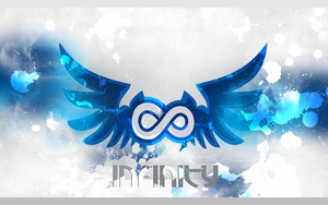 Infinity Wallpaper by Mz08