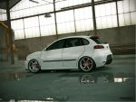 Seat Ibiza 6L_Stance_2 by LucianP