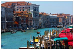 Canale Grande by KrisSimon