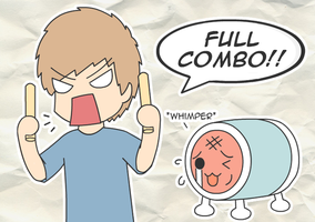 Full Combo by BrownKirby