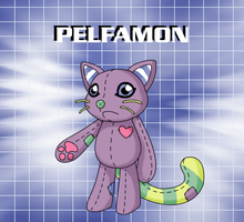 Pelfamon - The Digimon Agency by basesbytally