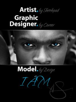 I AM by KingstonGraphics