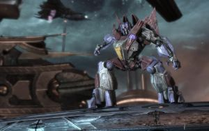 War For Cybertron Starscream by Homicide-Crabs