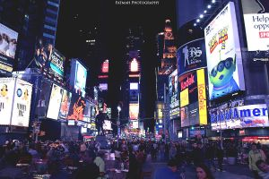 Time Square by Fatmah86
