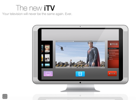 iTV concept by superper28