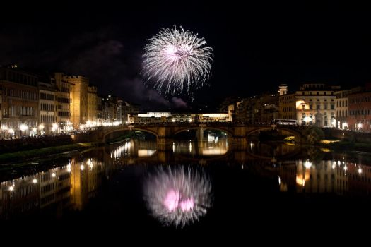 Fireworks in Florence: pt.6 by S-e-n-t-e-n-z-a