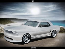 Ford Mustang by Center68