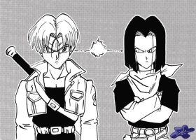 Trunks - 17 by scImMIAXD