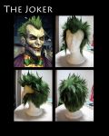 Commission: Joker Wig by xYaminogamex