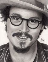 Johnny Depp by RayPelesko