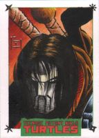 IDW Limited Sketch Cards Casey Jones 2 Final by jeffreyedwards