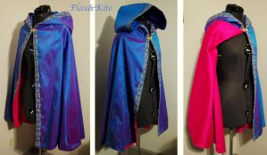 Sleeping Beauty Capelet by Reine-Haru