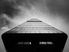 Silver Tower by da-phil