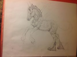 Little blast wip by Kryptic-Stable-Nordy