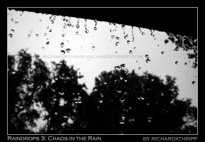 Raindrops 3: Chaos in the Rain by richardxthripp