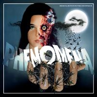Phenomena (aka Creepers) CD Soundtrack Jacket by TerrysEatsnDawgs