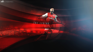Thierry Henry by AlpGraphic13