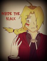 Inside the Black -Cover- by Thunderflames