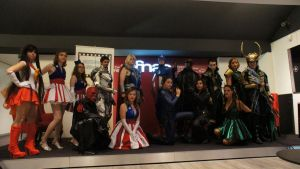 The Avengers Group Fnac Event by indyjones78