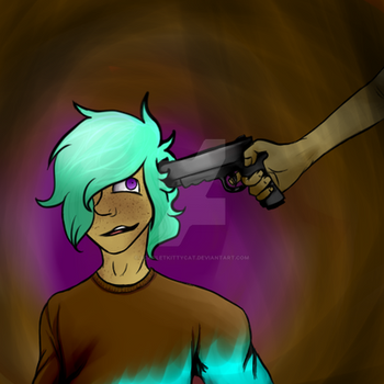 With a Gun to the Head No Cuts by ScarletKittyCat