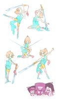Sword Dance by FennecSilvestre
