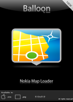Balloon - Nokia Map Loader by xazac87