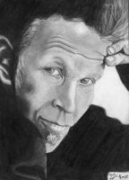 Tom Waits by M-S-I